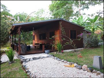 Trees & Fishes Cabin Accommodation