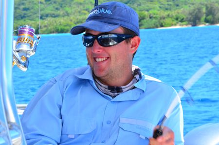 Our Vanuatu Fishing Team - Andrea Traverso
