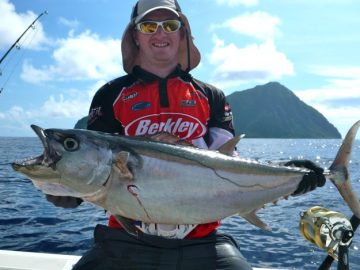 experience dogtooth tuna fishing by gibbs and crew