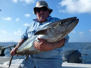 medium dogtooth tuna fishing
