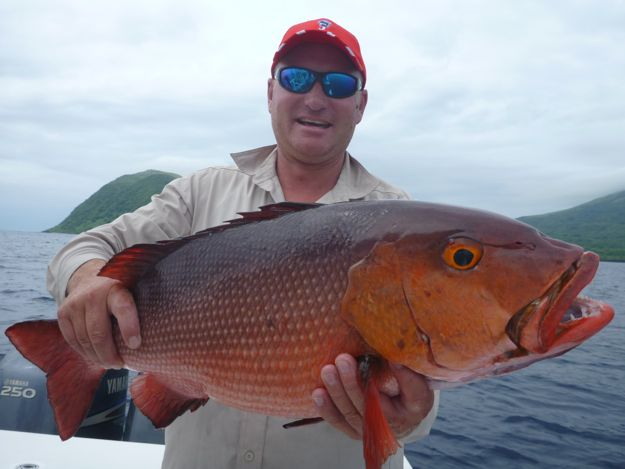 Ocean blue fishing group and corporate fishing adventures for Blue bass fish