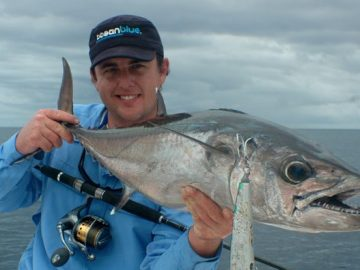 Dogtooth fishing experience