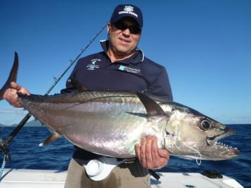 dogtooth tuna fishing - David Green's crew