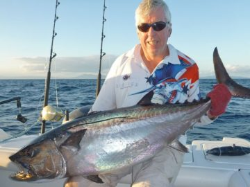David Green's crew dogtooth fishing
