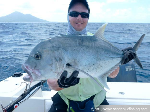 Peter morris and craig arthurs returns to trees and fishes for Fishing in vanuatu