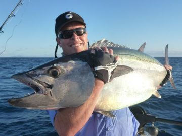 dogtooth tuna fishing by david's crew