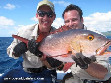 anglers are so happy with the fish they caught