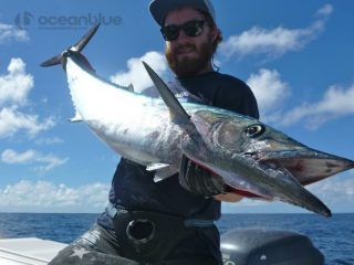 one more shot for the dogtooth tuna!