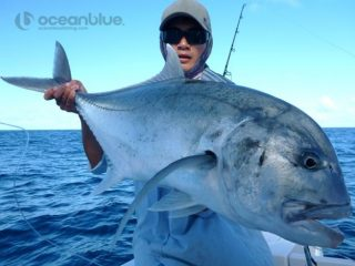 it's a fabulous experience to fish with the best anglers - the Ocean Blue Team