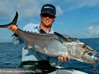 Catching dogtooth tuna is one of the priceless things in the world