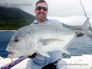 The 68KG Dogtooth Tuna!