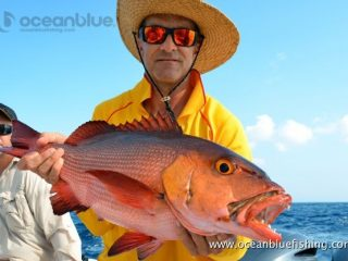 OceanBlueFishing Red bass fishing