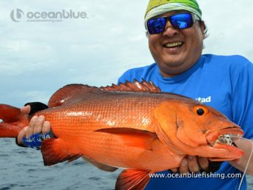 huge fish caught by our angler