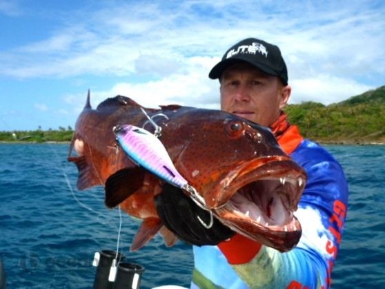 Experience remote islands live on board adventures for Fishing in vanuatu