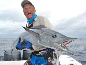 five fishing adventurers wahoo catch