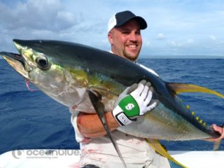 Mark Stylianou second time fishing Vanuatu