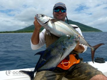 Sportsfishing Vanuatu with Ocean Blue
