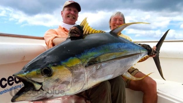 Vanuatu fishing adventures from the 8th 14th of march 2016 for Fishing in vanuatu