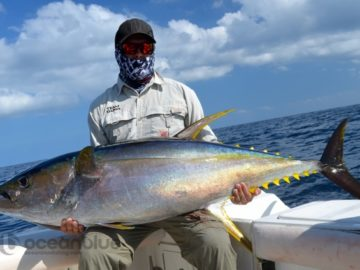 Vanuatu Big Yellowfin Fishing04.