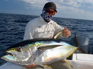 Vanuatu Big Yellowfin Fishing06.