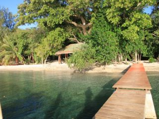 Trees & Fishes Lodge Vanuatu