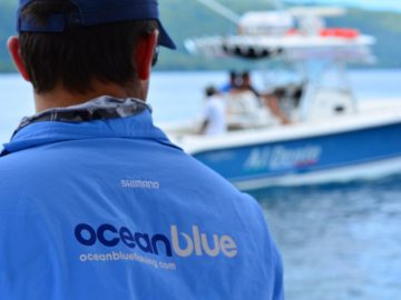 Ocean Blue Fishing Adventures Guides