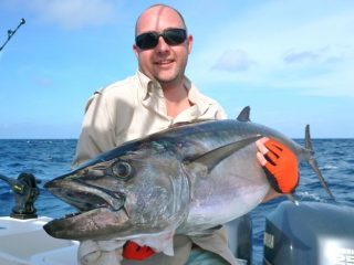 big dogtooth tuna