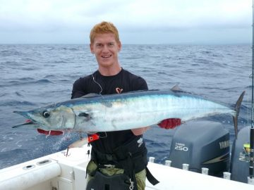 winter fishing for wahoo