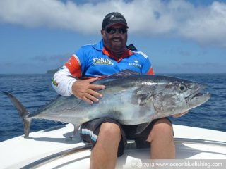 Dogtooth Tuna Fishing