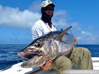 Dogtooth Tuna Fishing in Vanuatu