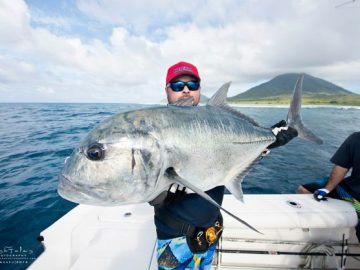 gt fish caught in vanuatu