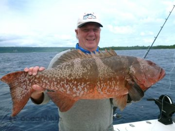 sport fishing experience