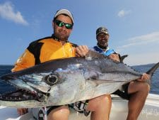 anglers living the dream with fishing celebrity Mark Berg from fishing addiction
