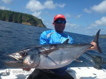 ripper adventure: dogtooth tuna
