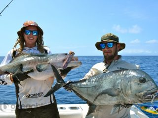sportsfishing with Ocean Blue Vanuatu