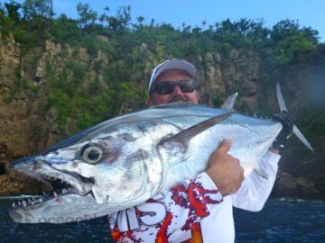 monster dogtooth tuna