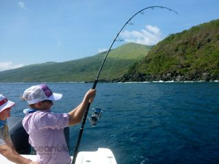 Shefishes fishing experience