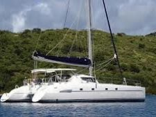 Safe fishing trip with our 45ft catamaran