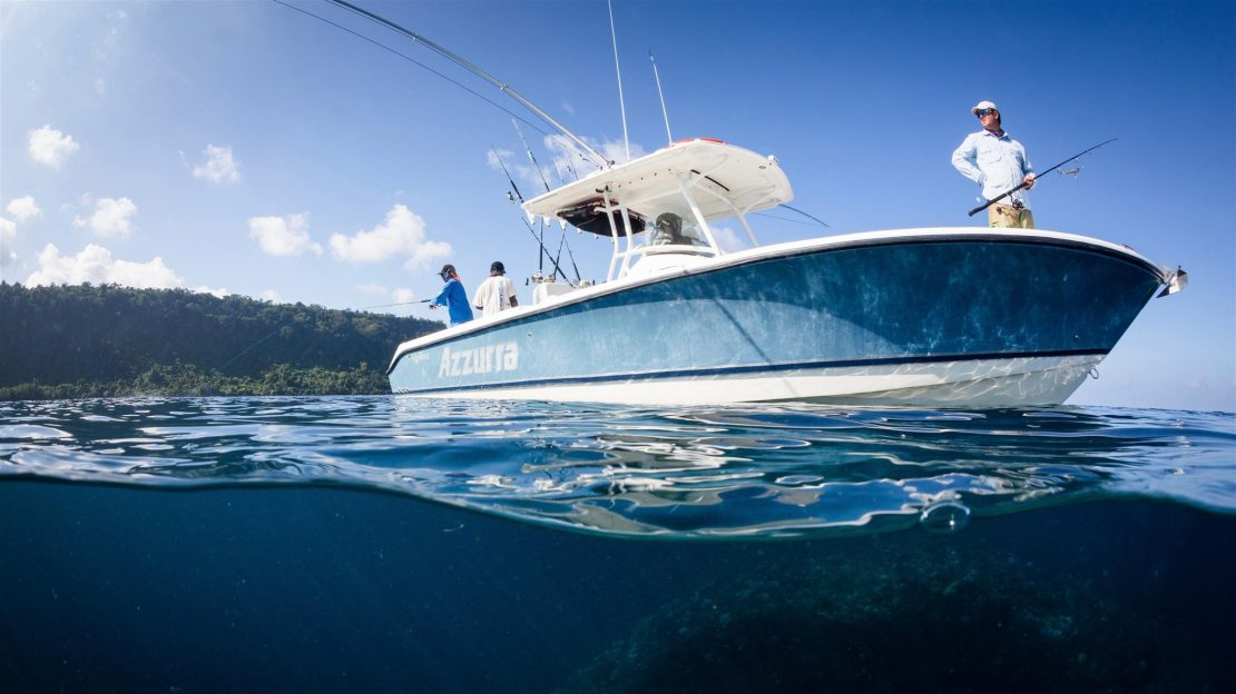 corporate fishing trips
