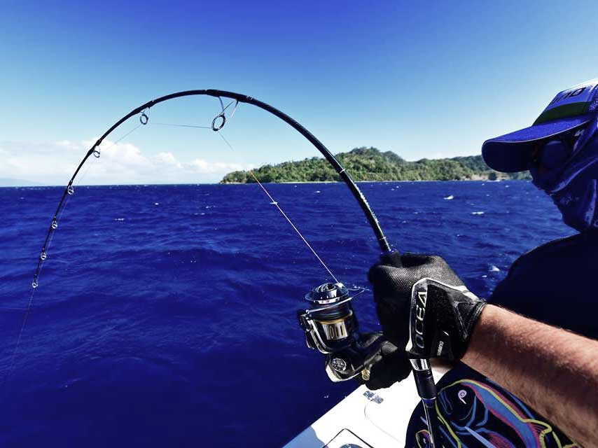 Some tips in choosing a fishing rod according to fishing experts.